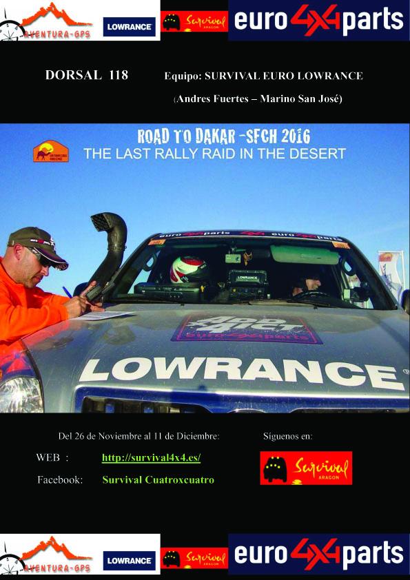 cartel-dakar-2016-equipo-survival-euro-lowrance-copia